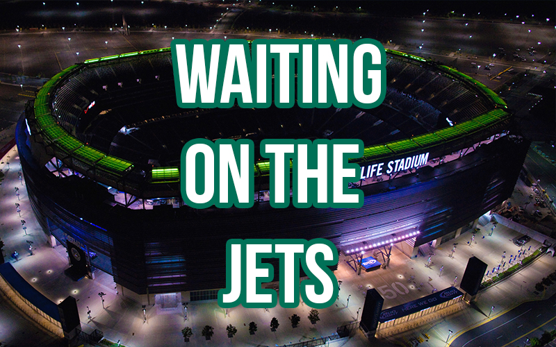 2021 The Green Legion Invades East Rutherford / NY Jets